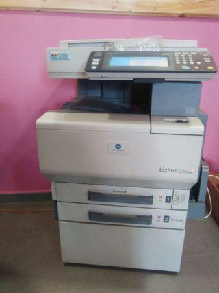 Impresora láser BIZHUB C350
