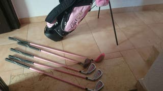 Set completo golf junior