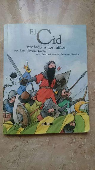 Libro de lectura El Cid