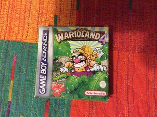 Warioland 4 - Game Boy Advance