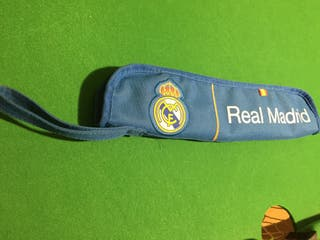Funda Flauta Real Madrid Sin Uso