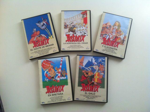 DVD Asterix y Obelix