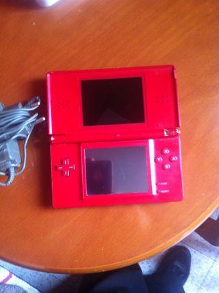 Nintendo Ds Lite Color Roja