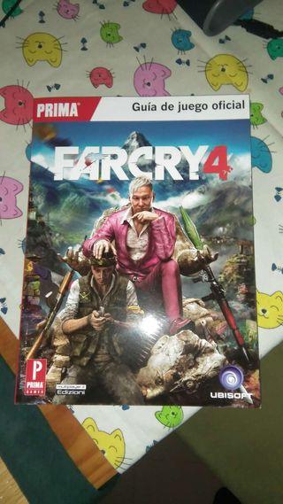 Guía Farcry. 4