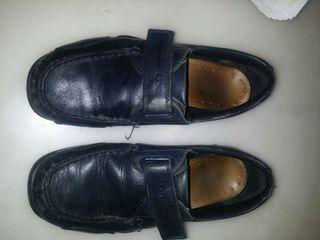 Zapato geox talla 36 azul marino