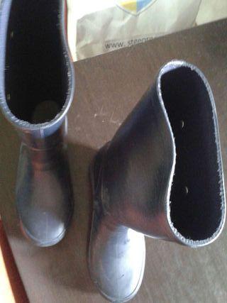Botas de agua marca Igor n.34