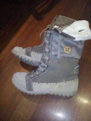 Botas Quechua talla 38