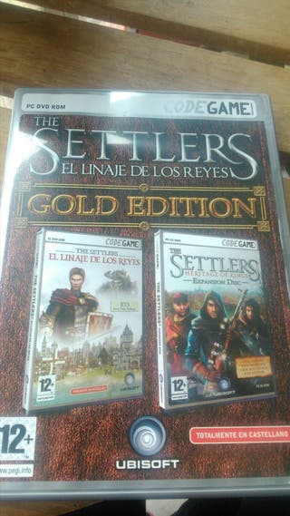 Juego pc settlers