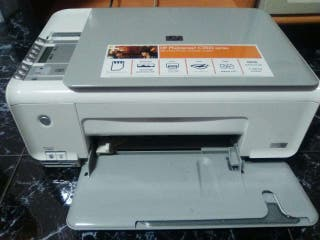 Impresora HP Photosmart 3100 Series