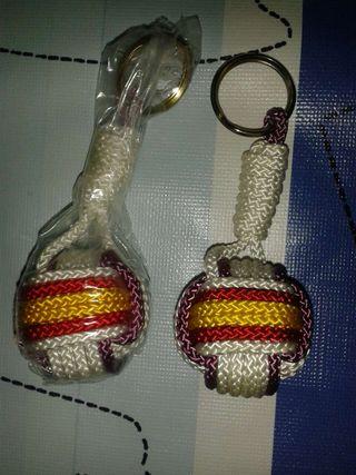 Bolas hechas a manno