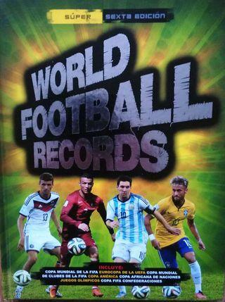 World Football Records Súper Sexta Edición 2015