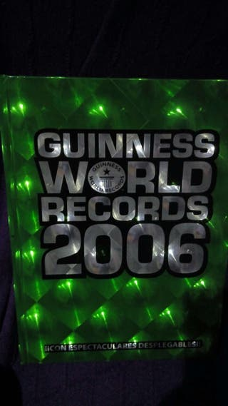 Libro guinnes 2006