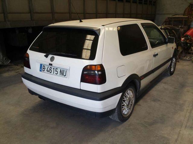 Golf 3 VR6 2.8