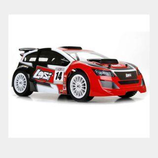 Losi mini rally 1/14 rc