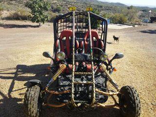 Bugi 250cc con documentacion