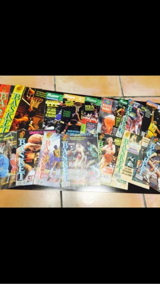 Revista Baloncesto NUEVO BASKET