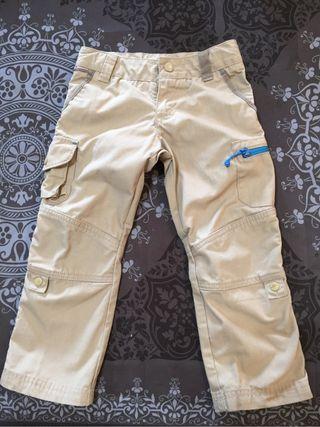 Pantalones Senderismo 3 Años