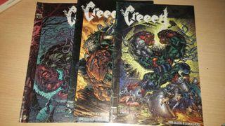 Colección completa the creech cómics