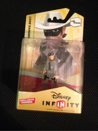 Llanero Solitario Cristal Disney Infinity