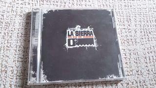 Cd hip hop rap La Sierra en Pie de Guerra