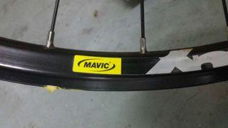"Ruedas Mavic XM119 29"""