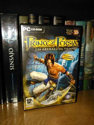 Videojuego 'Prince of Persia' (PC)