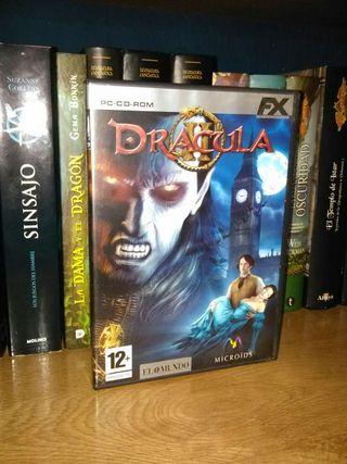 Videojuego 'Drácula II' para PC