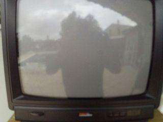 "Televisor seminuevo 14"""