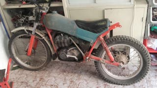 Despiece Montesa Cota 349