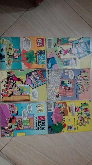 Comics zipi y zape 1982