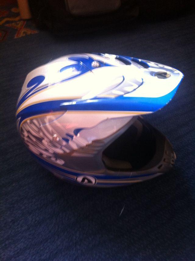 Casco Moto Acerbis
