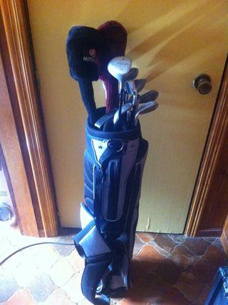 Equipo De Golf Completo