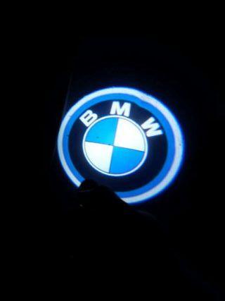 Led logo para bmw y wolvagen