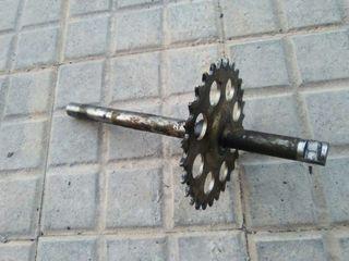 Eje pedalier Vespino