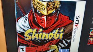 Juego shinobi nintendo 3ds nuevo