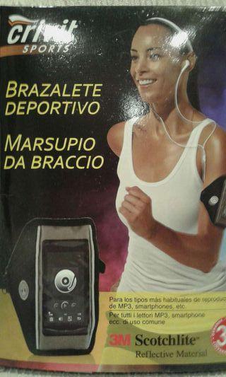 BRAZALETE DEPORTIVO