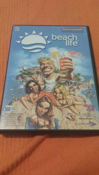 Juego PC Beach Life