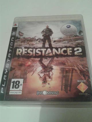 Resistance 2 PS3 PlayStation 3