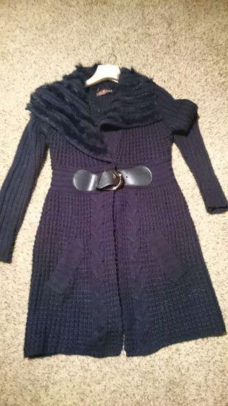 Abrigo de lana muy calentin sin estrenar