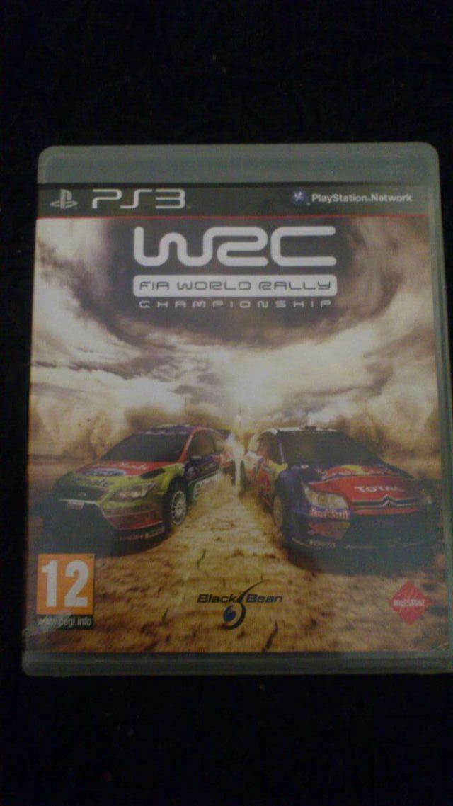 Wrc fia world rally championship ps3