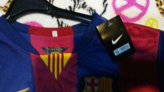 Camiseta del barcelona nueva