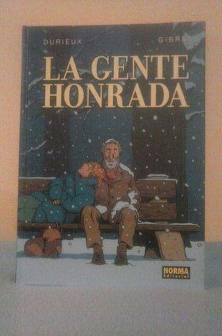 La gente honrada (comic europeo)