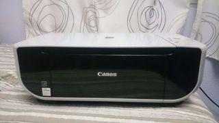 Impresora fotográfica de inyección de tinta Canon Pixma MP210