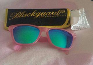 Gafas rosas blackguard