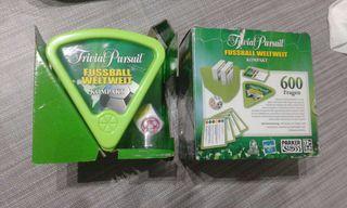 Trivial pursuit futbol