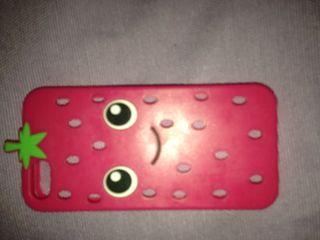 funda fresa iPhone 5c
