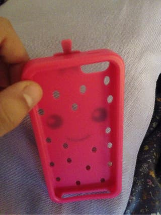 funda fresa iPhone 5c