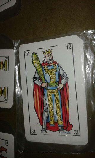 Baraja cartas valenci c.f