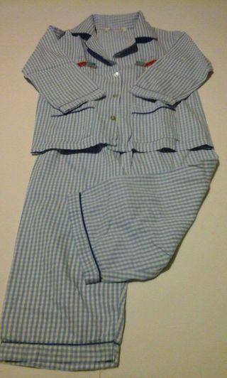 Pijama bebé Zara Home