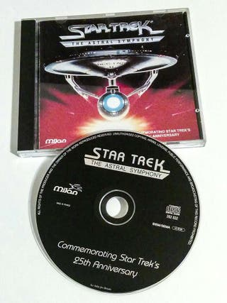 Star Trek - The astral symphony (BSO)